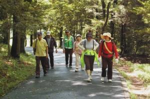 土塩地区健康づくり散歩会