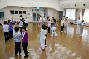 上山田健康づくりグループ