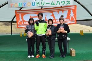 皆勤賞の皆さん アジア大会金メダリストの吉澤コーチと